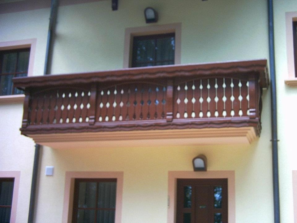 Lesene balkonske ograje, leseni nadstreški, otroška igrala, vrtne ute Hajd Karel s.p., Štajerska  gallery photo no.4