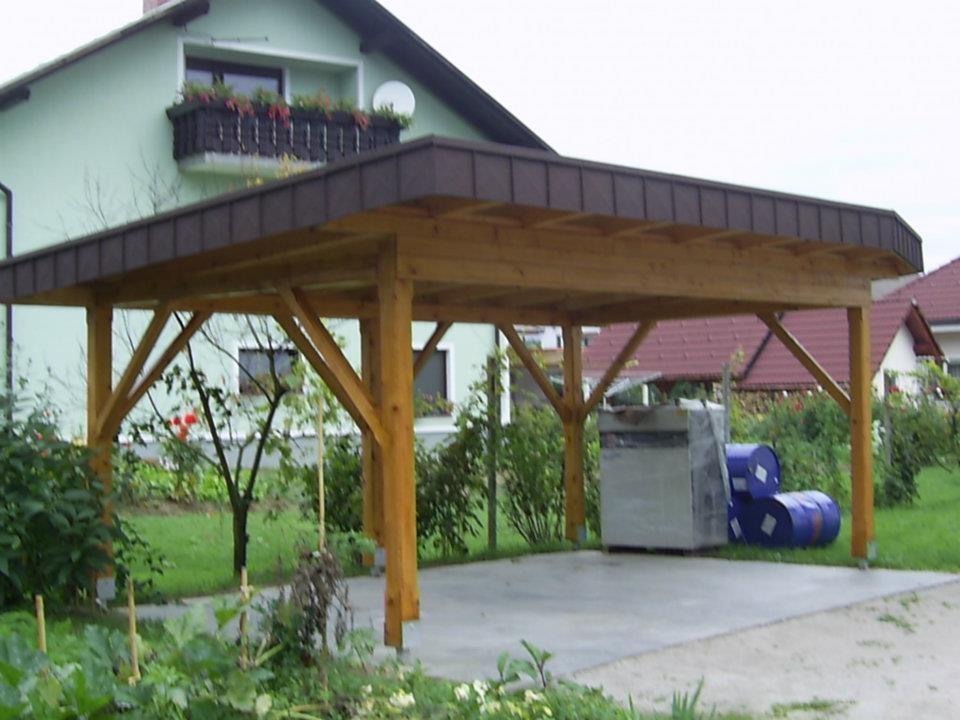 Lesene balkonske ograje, leseni nadstreški, otroška igrala, vrtne ute Hajd Karel s.p., Štajerska  gallery photo no.24