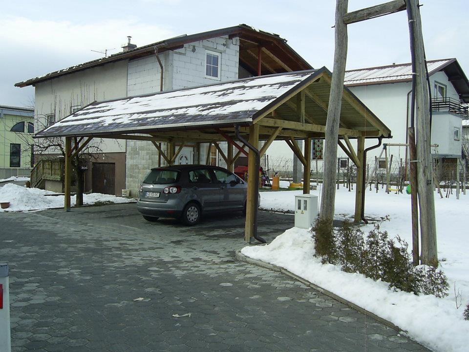 Lesene balkonske ograje, leseni nadstreški, otroška igrala, vrtne ute Hajd Karel s.p., Štajerska  gallery photo no.27