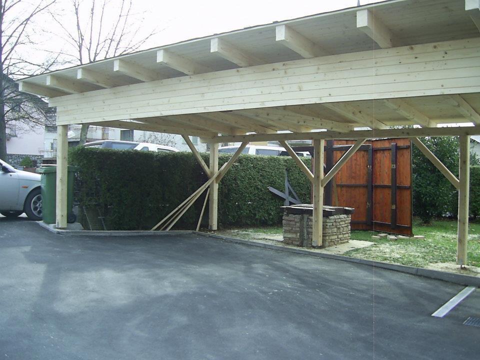 Lesene balkonske ograje, leseni nadstreški, otroška igrala, vrtne ute Hajd Karel s.p., Štajerska  gallery photo no.28