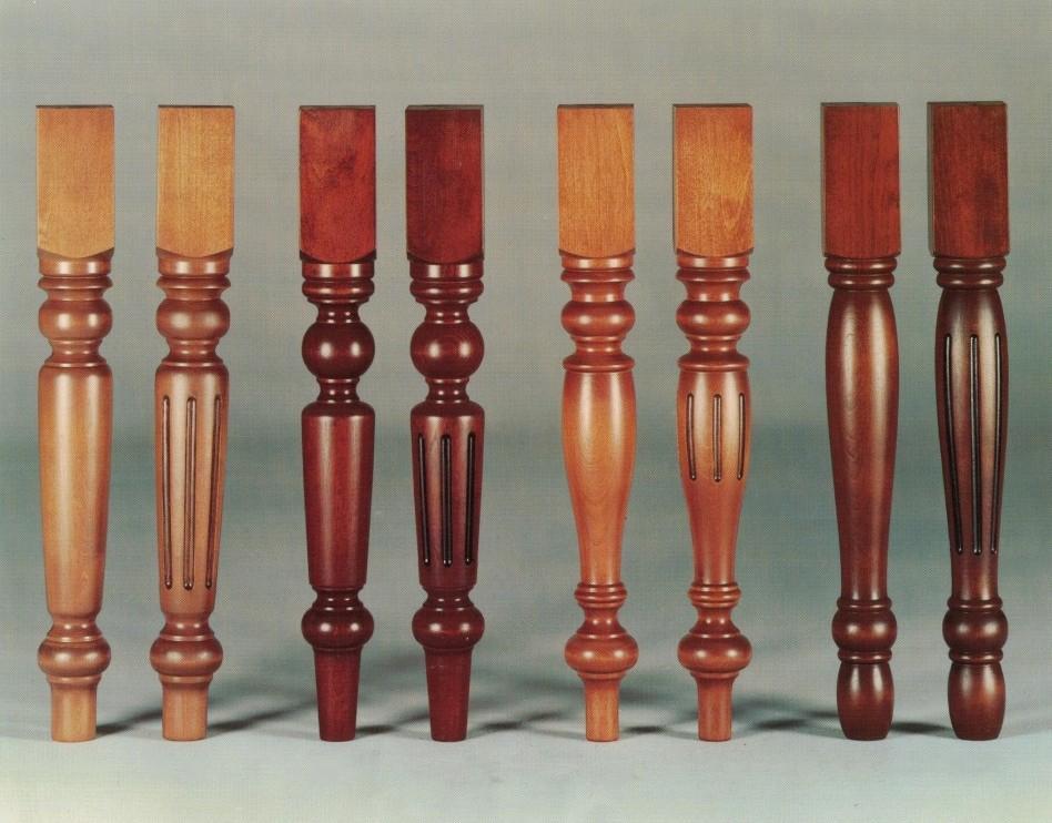 Lesene noge za pohištvo, lesna galanterija gallery photo no.3