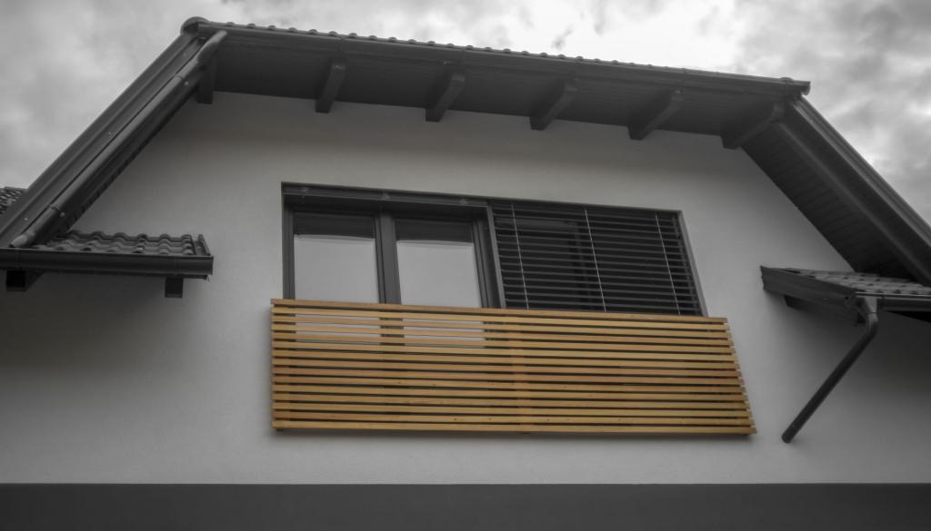 Lesene ograje, lesene terase, lesene fasade gallery photo no.2