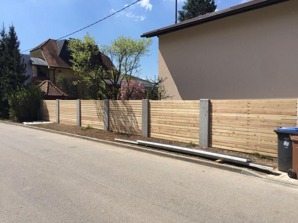 Lesene ograje, lesene terase, lesene fasade gallery photo no.3