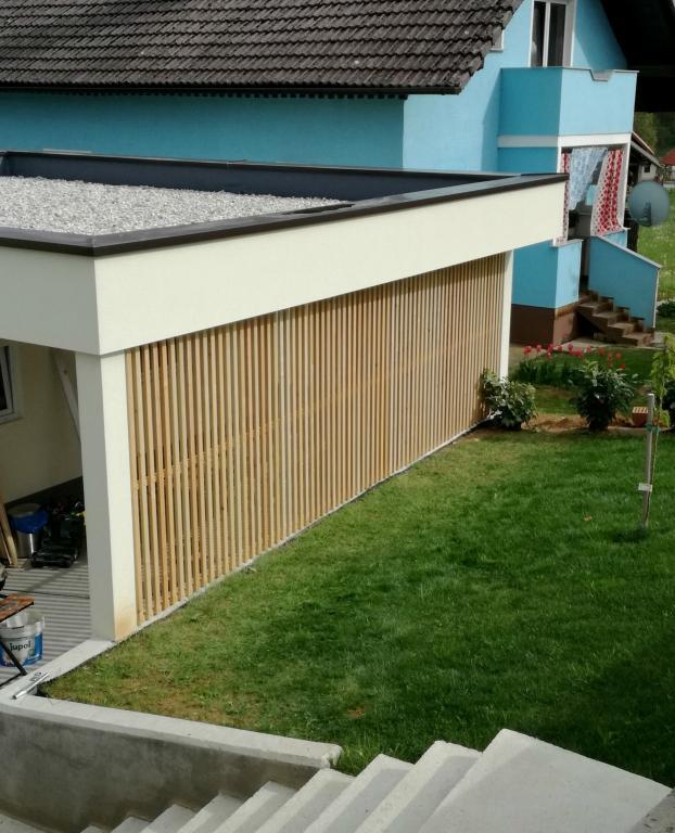 Lesene ograje, lesene terase, lesene fasade gallery photo no.5