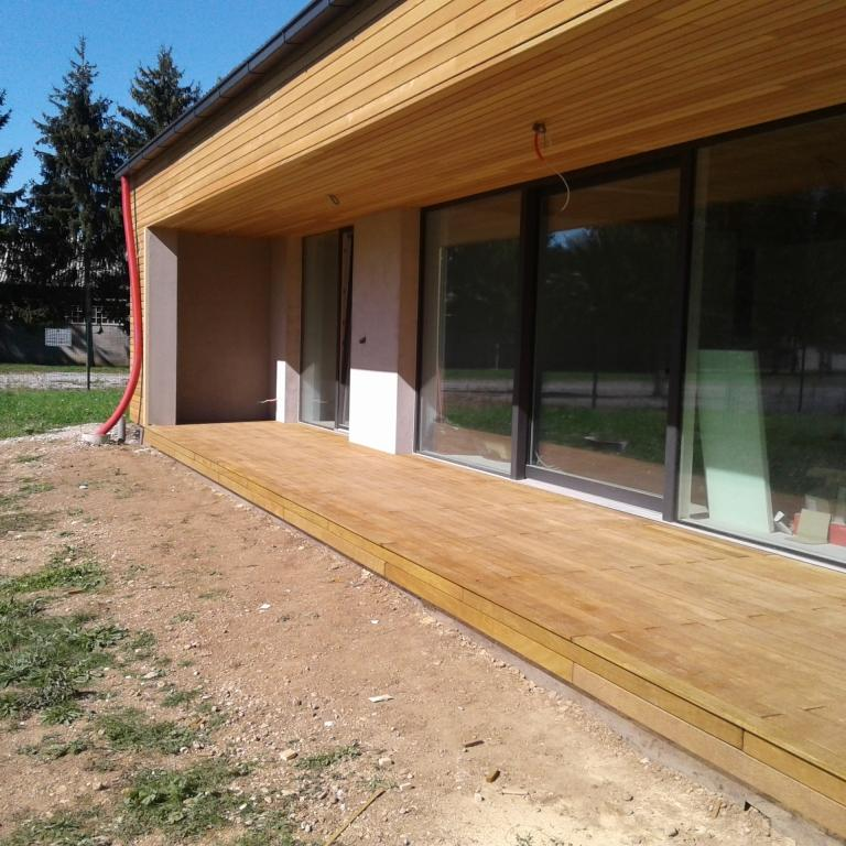 Lesene ograje, lesene terase, lesene fasade gallery photo no.6