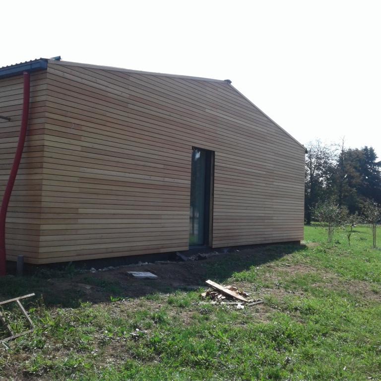 Lesene ograje, lesene terase, lesene fasade gallery photo no.7
