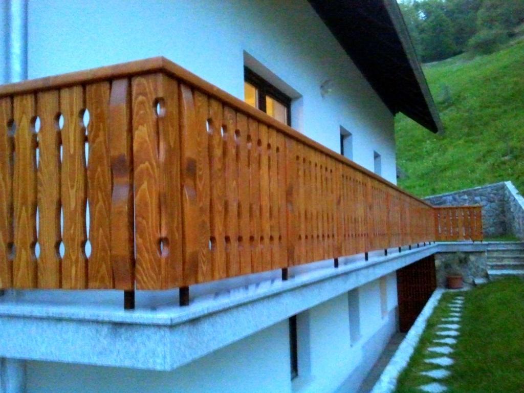 Lesene vrtne garniture po meri - Lesena galanterija Čemažar gallery photo no.15