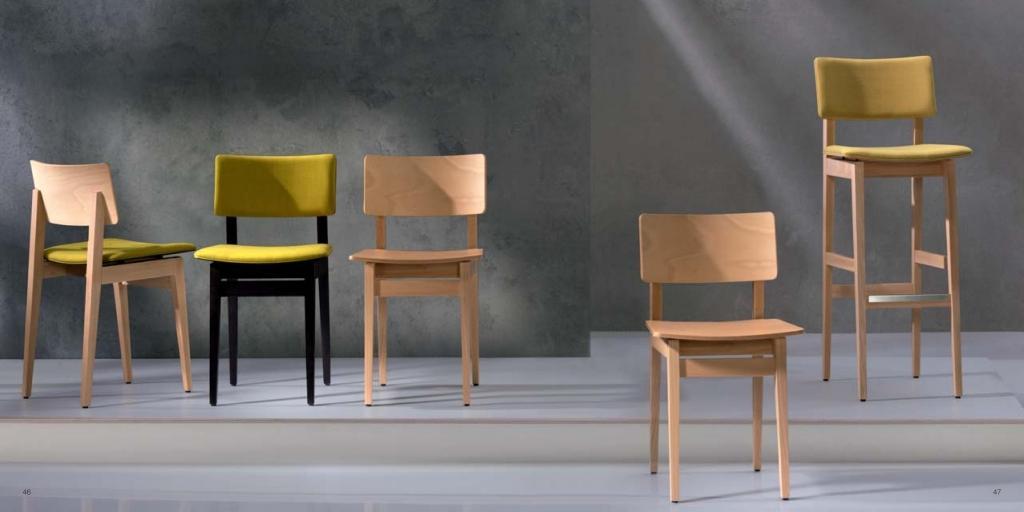 Masivni leseni stoli, italijanski stoli - Top trend gallery photo no.13