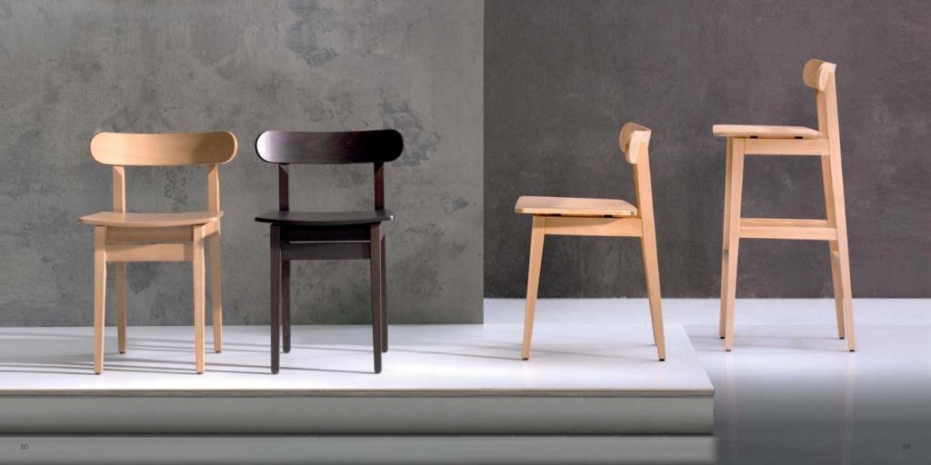 Masivni leseni stoli, italijanski stoli - Top trend gallery photo no.15