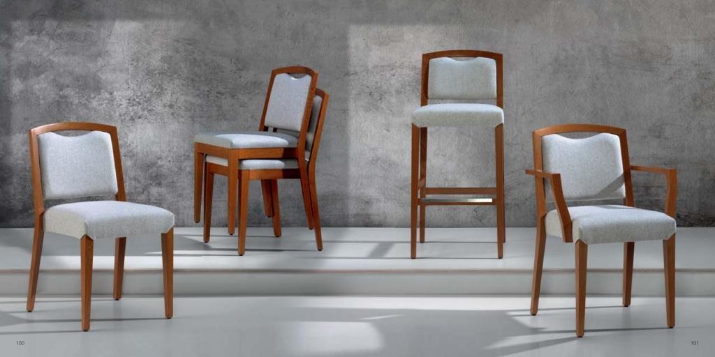 Masivni leseni stoli, italijanski stoli - Top trend gallery photo no.32