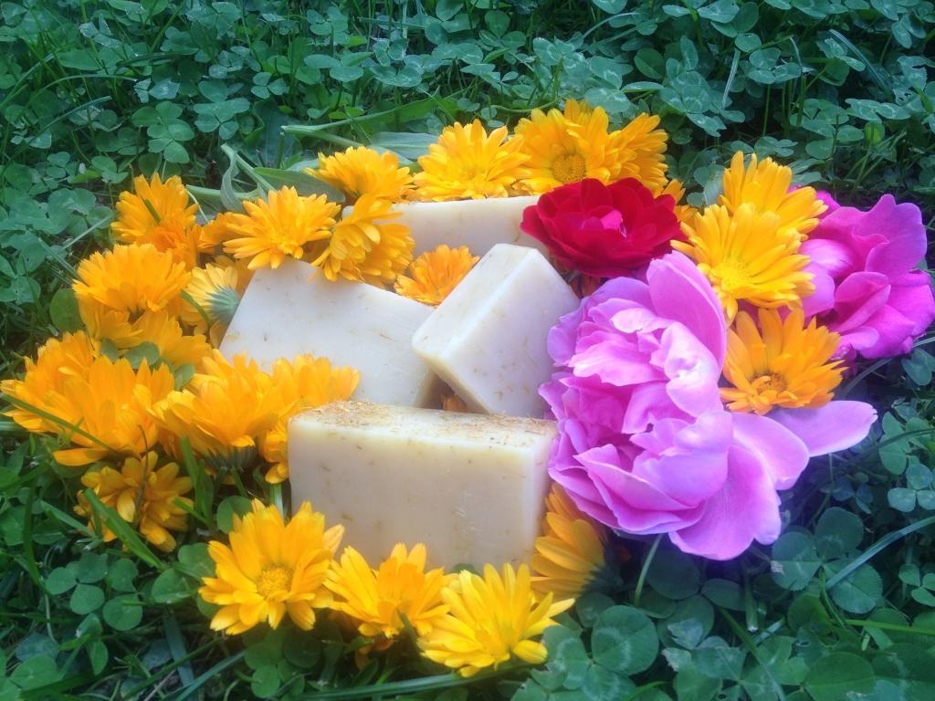 Mila za občutljivo kožo, naravna mila - Olimska žajfca gallery photo no.2