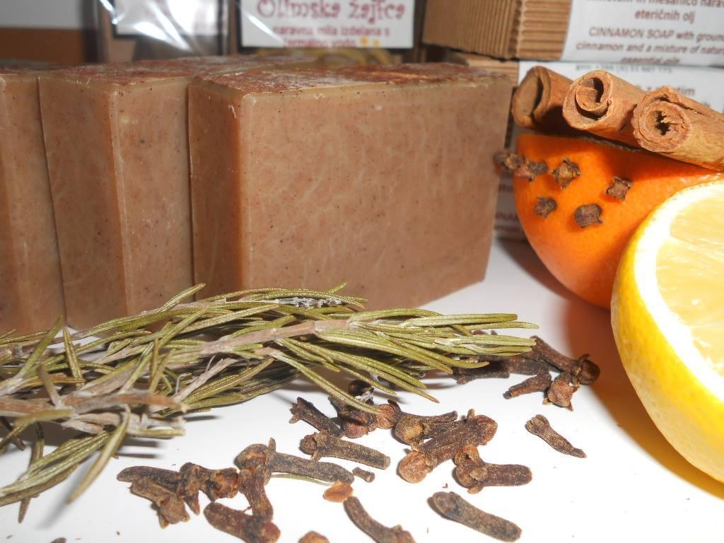 Mila za občutljivo kožo, naravna mila - Olimska žajfca gallery photo no.4