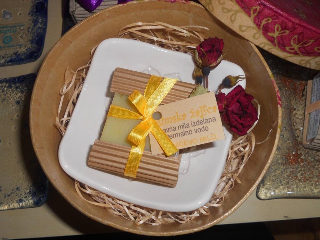 Mila za občutljivo kožo, naravna mila - Olimska žajfca gallery photo no.12