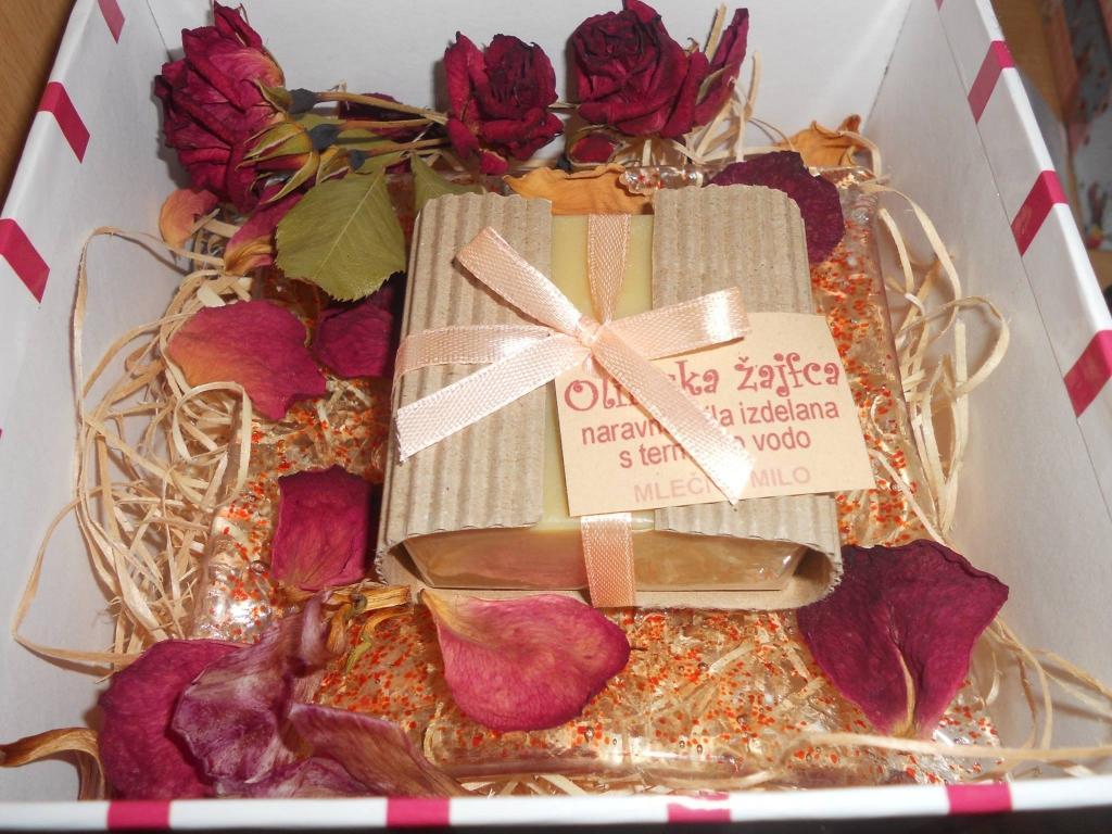 Mila za občutljivo kožo, naravna mila - Olimska žajfca gallery photo no.13