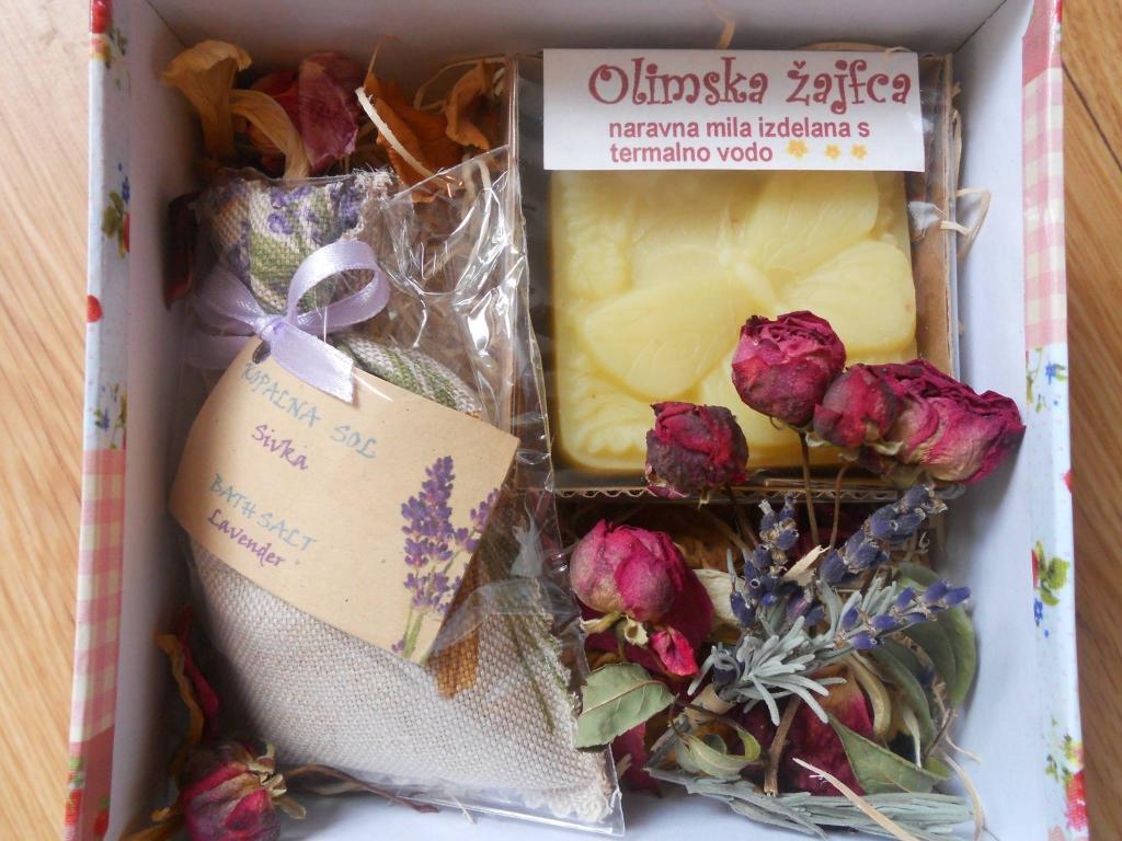Mila za občutljivo kožo, naravna mila - Olimska žajfca gallery photo no.16