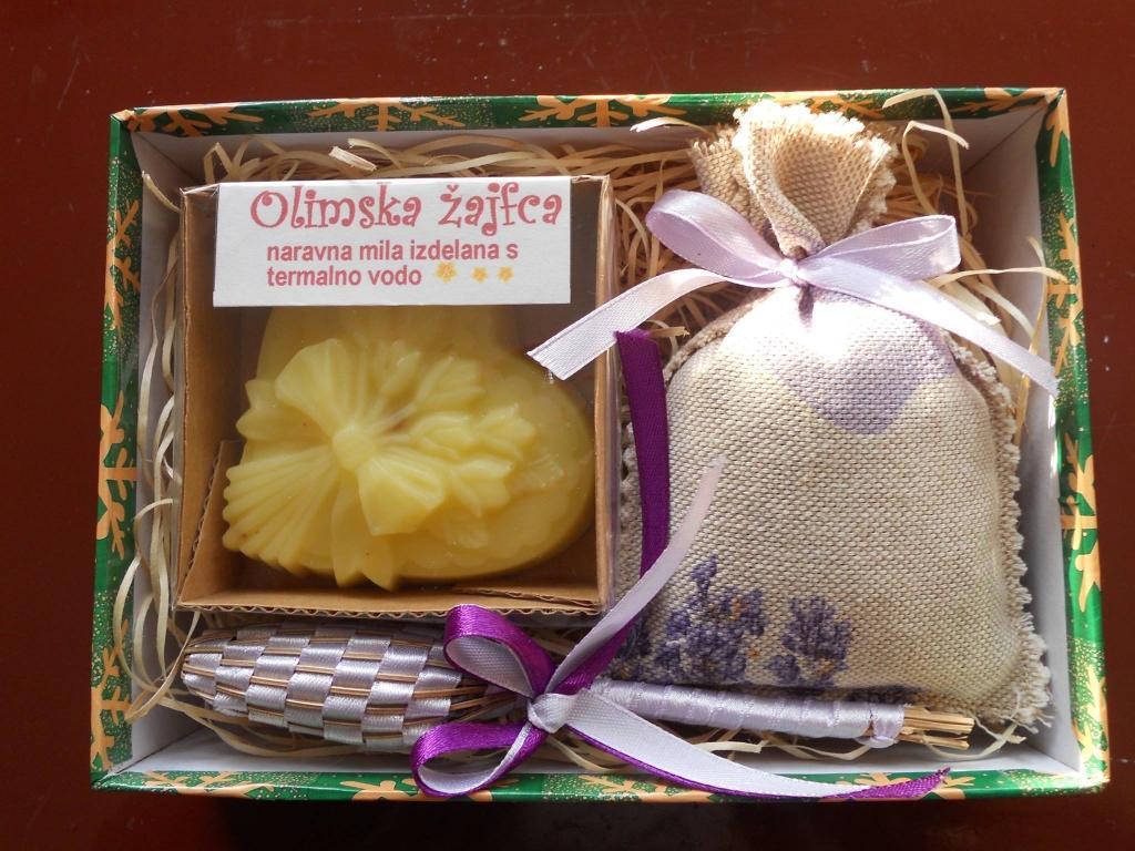 Mila za občutljivo kožo, naravna mila - Olimska žajfca gallery photo no.17
