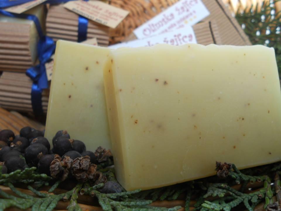 Mila za občutljivo kožo, naravna mila - Olimska žajfca gallery photo no.19