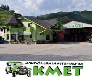 Kemično čiščenje na terenu, Montaža gum in avtopralnica KMET, Rogaška Slatina gallery photo no.1