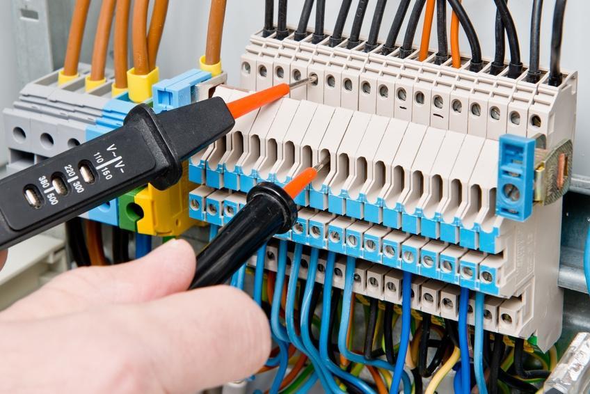 Montaža industrijskih elektro instalacij, vezava elektro omar gallery photo no.3