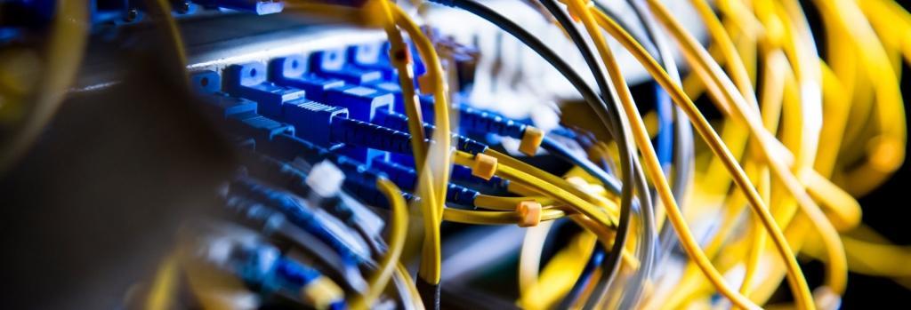 Montaža industrijskih elektro instalacij, vezava elektro omar gallery photo no.4