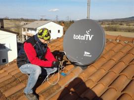 Montaža televizijske antene, montaža total tv antene, antenski sistemi gallery photo no.12