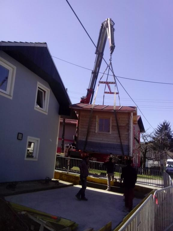Montaže z dvigalom, Hiab prevozi, Štajerska gallery photo no.13