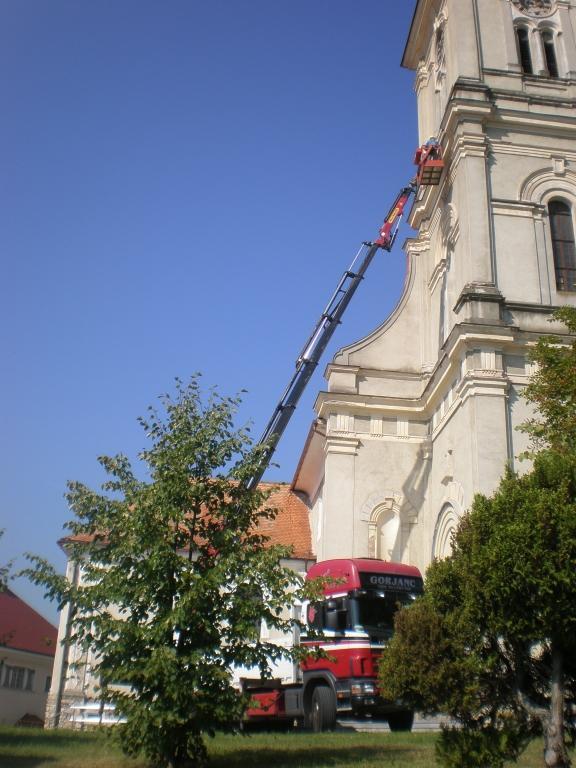 Montaže z dvigalom, Hiab prevozi, Štajerska gallery photo no.14