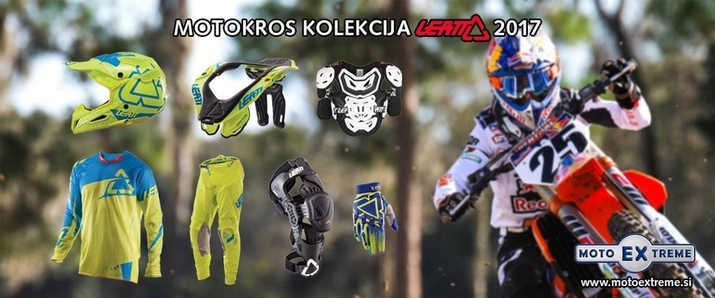 Motokros oprema, motokros oblačila, zaščita telesa, Leatt gallery photo no.1