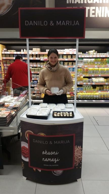 Načrtovanje in organizacija promocij, degustacij gallery photo no.9