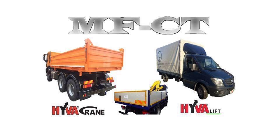 Nadgradnje tovornih vozil, prodaja tovornih dvigal MF-CT, Štajerska gallery photo no.1