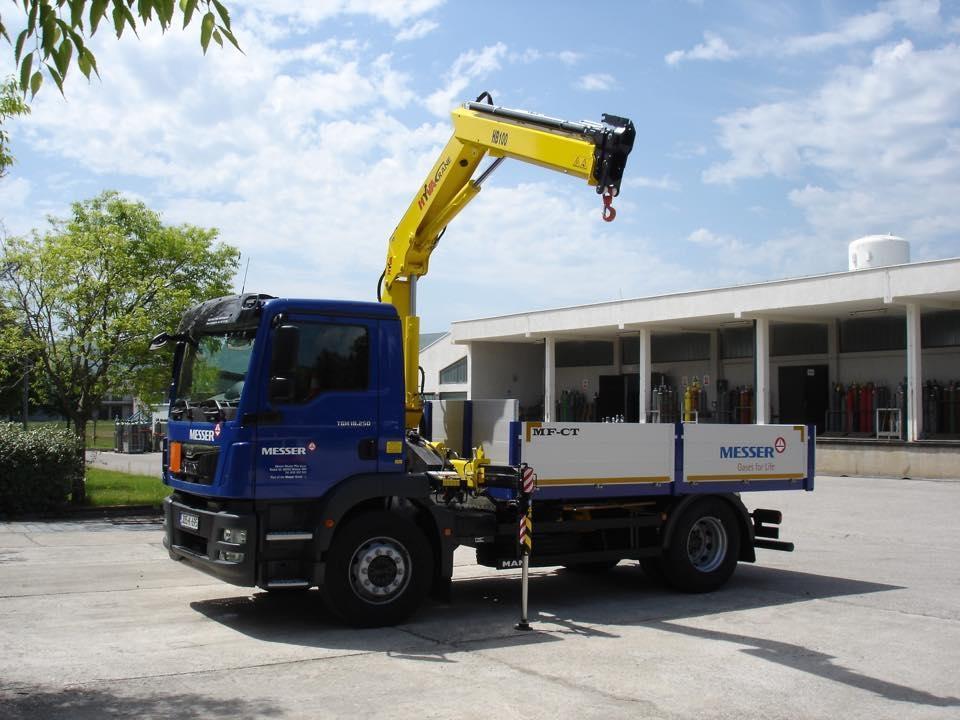 Nadgradnje tovornih vozil, prodaja tovornih dvigal MF-CT, Štajerska gallery photo no.7