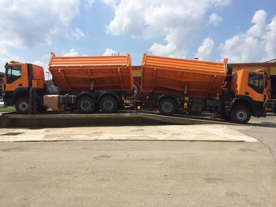 Nadgradnje tovornih vozil, prodaja tovornih dvigal MF-CT, Štajerska gallery photo no.8