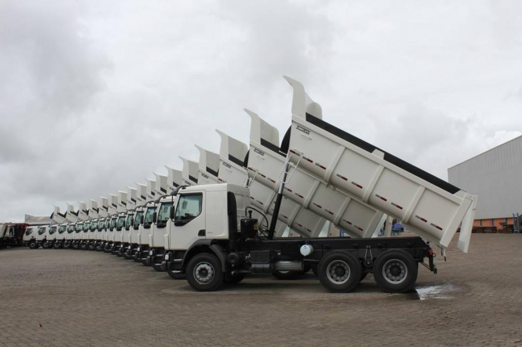Nadgradnje tovornih vozil, prodaja tovornih dvigal MF-CT, Štajerska gallery photo no.9