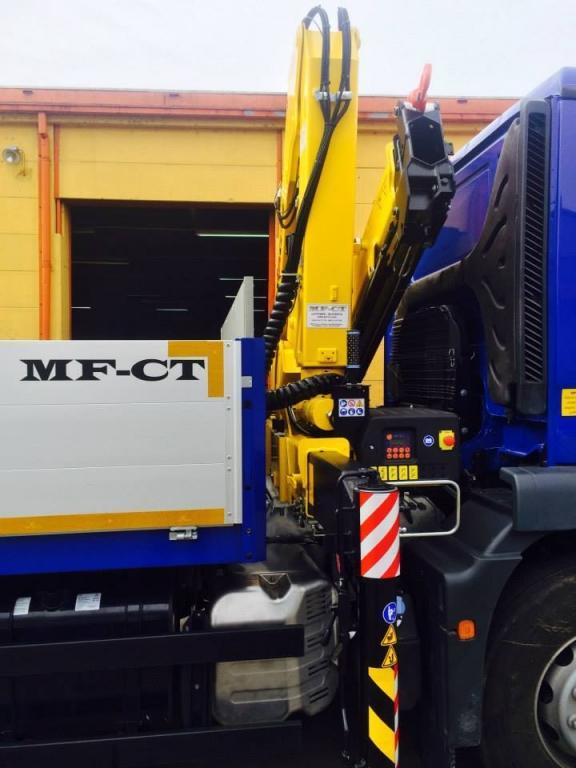 Nadgradnje tovornih vozil, prodaja tovornih dvigal MF-CT, Štajerska gallery photo no.10