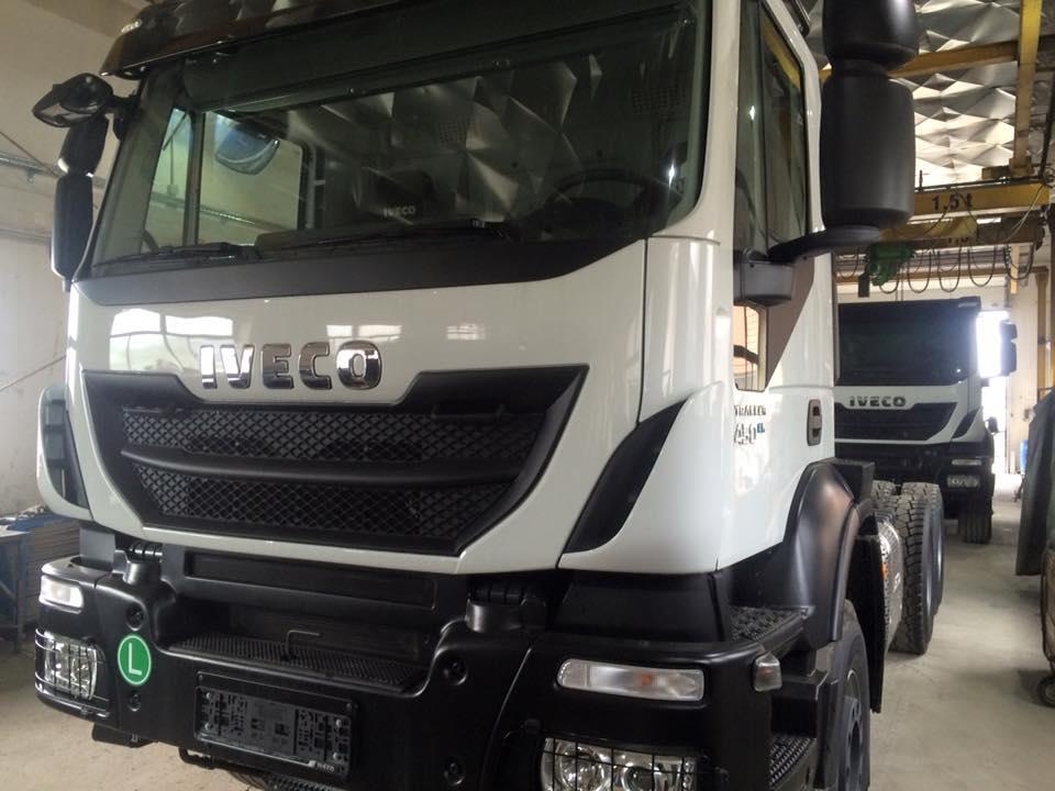 Nadgradnje tovornih vozil, prodaja tovornih dvigal MF-CT, Štajerska gallery photo no.17