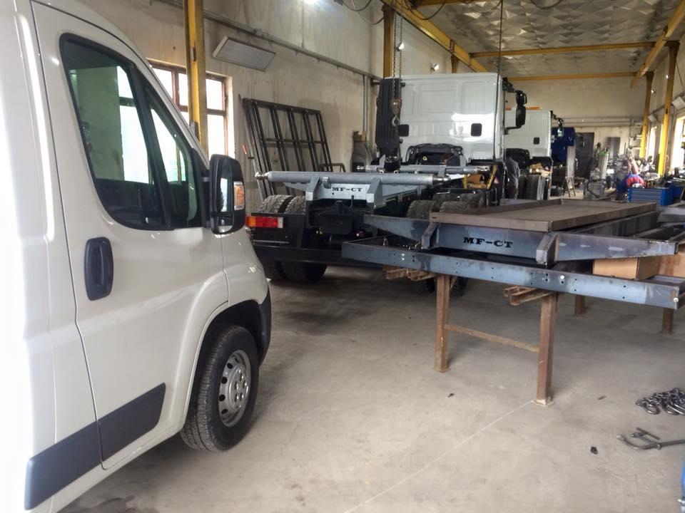 Nadgradnje tovornih vozil, prodaja tovornih dvigal MF-CT, Štajerska gallery photo no.18