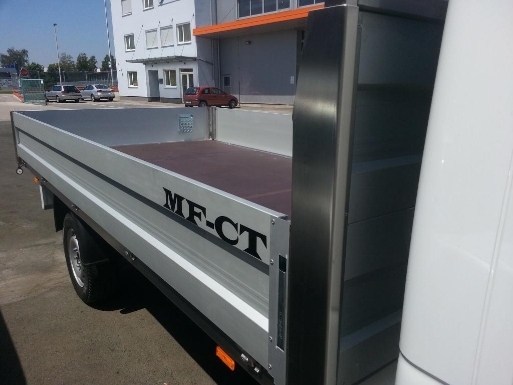 Nadgradnje tovornih vozil, prodaja tovornih dvigal MF-CT, Štajerska gallery photo no.19