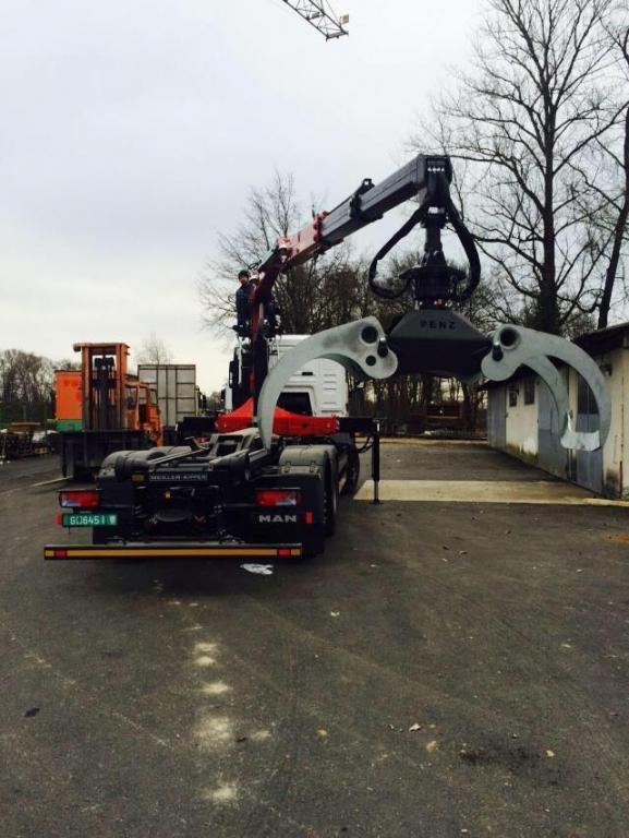 Nadgradnje tovornih vozil, prodaja tovornih dvigal MF-CT, Štajerska gallery photo no.20