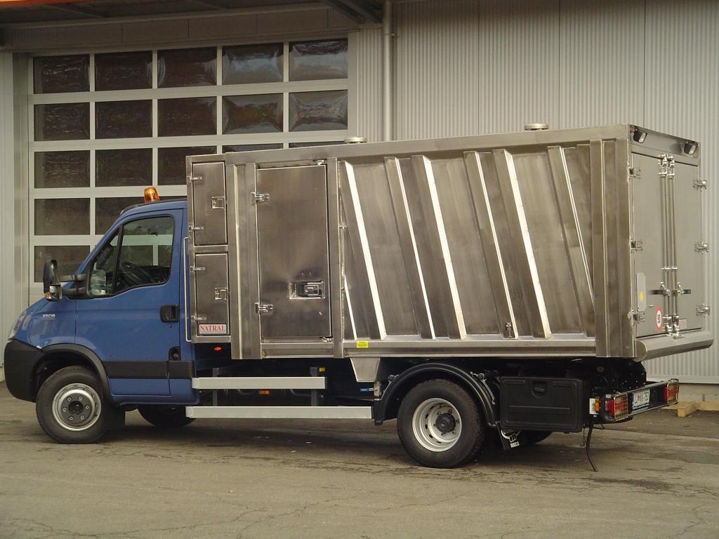 Nadgradnje tovornih vozil, prodaja tovornih dvigal MF-CT, Štajerska gallery photo no.22