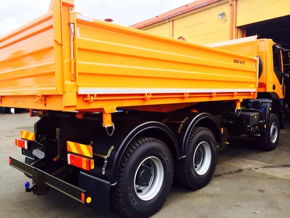 Nadgradnje tovornih vozil, prodaja tovornih dvigal MF-CT, Štajerska gallery photo no.25