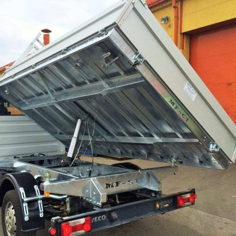 Nadgradnje tovornih vozil, prodaja tovornih dvigal MF-CT, Štajerska gallery photo no.26
