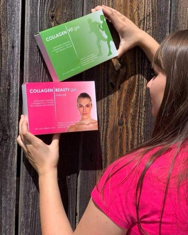 Najboljši Kolagen – Collagen gel gallery photo no.2