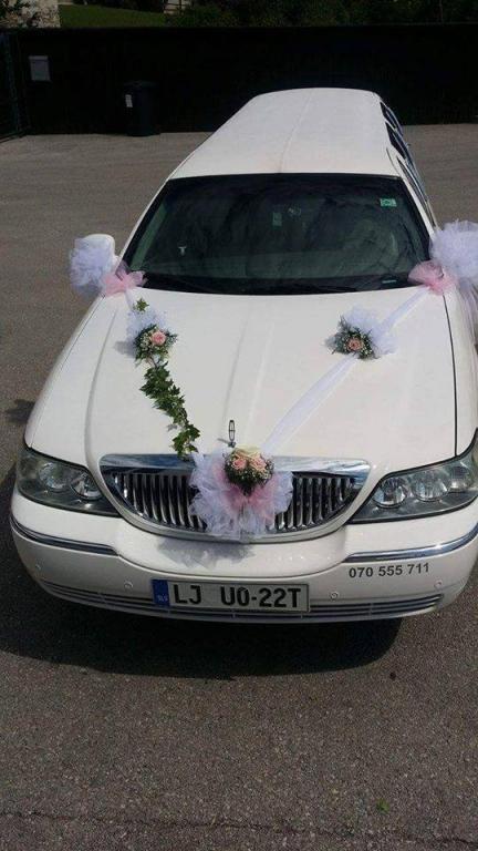 Najem limuzine, najem poročnega avtomobila, najem ameriške limuzine gallery photo no.8