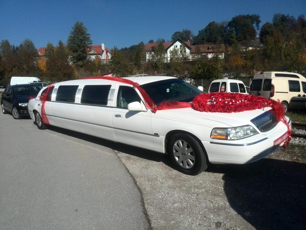 Najem limuzine, najem poročnega avtomobila, najem ameriške limuzine gallery photo no.16