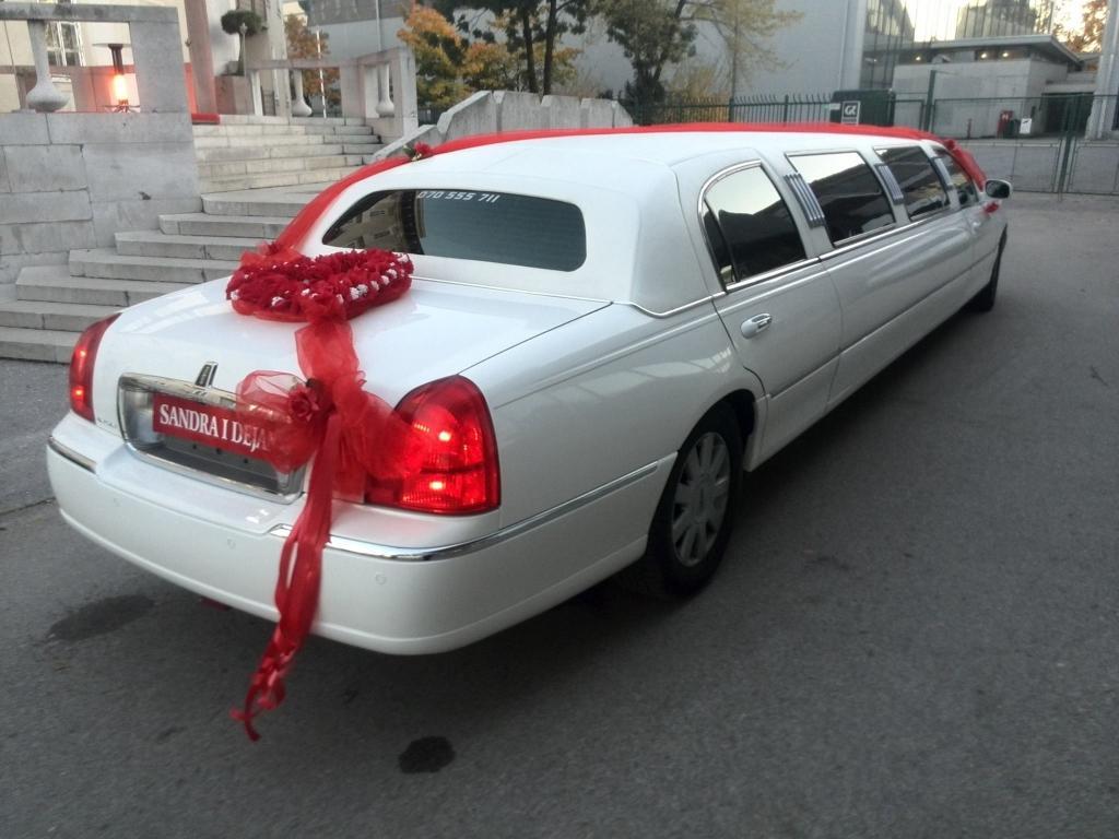 Najem limuzine, najem poročnega avtomobila, najem ameriške limuzine gallery photo no.17
