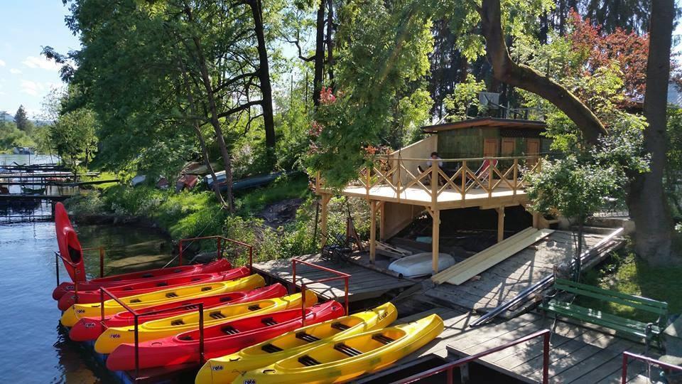 Najem kanuja, plovba po Ljubljanici Bober Marine, Ljubljana gallery photo no.3
