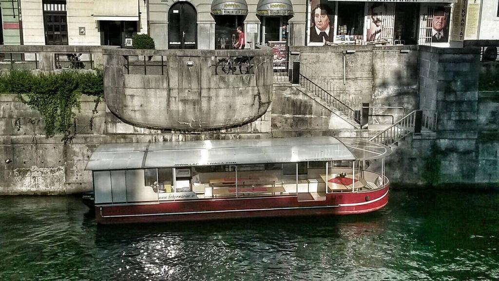 Najem kanuja, plovba po Ljubljanici Bober Marine, Ljubljana gallery photo no.4
