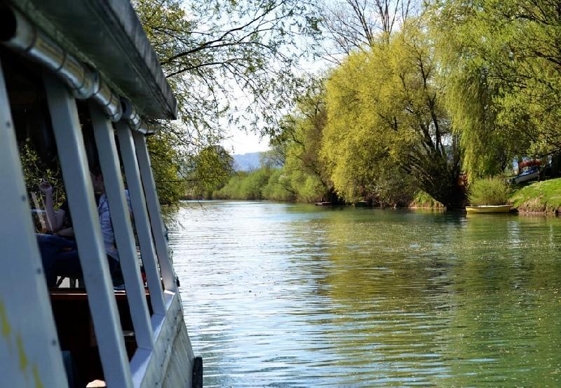 Najem kanuja, plovba po Ljubljanici Bober Marine, Ljubljana gallery photo no.12