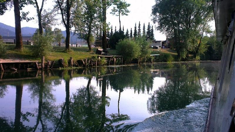 Najem kanuja, plovba po Ljubljanici Bober Marine, Ljubljana gallery photo no.13