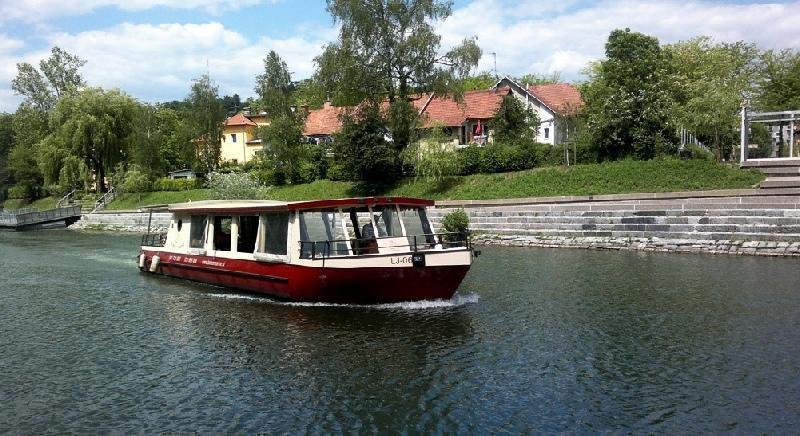 Najem kanuja, plovba po Ljubljanici Bober Marine, Ljubljana gallery photo no.15